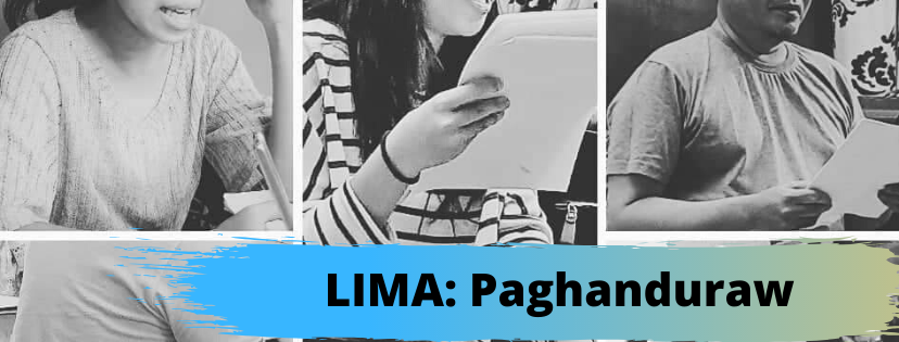 Lima: Paghanduraw, the 3rd Installment for HIV Monologue is set this Month