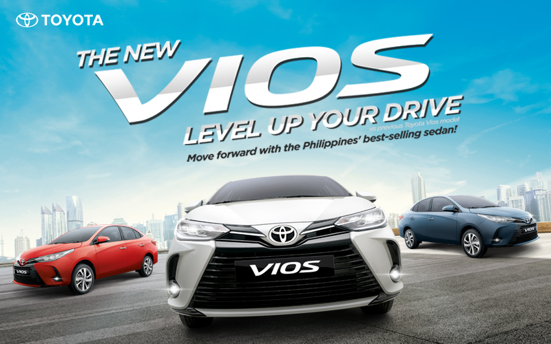 Toyota Motors Philippines Unveils The New Toyota Vios