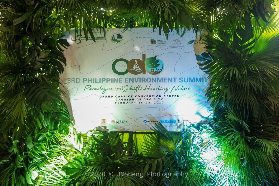 3rd Philippine Environment Summit held in Cagayan de Oro